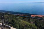 Вид из балкона