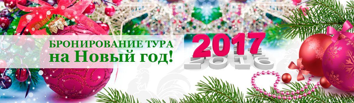 Новый Год 2017 в санатории Ай-Даниль